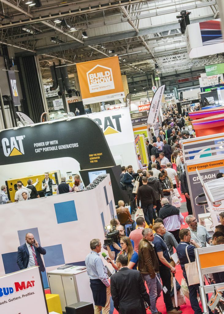 BUILDING A BETTER-INFORMED FUTURE AT THE BUILD SHOW 2018